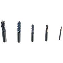 Tungsten Steel End Mill Tools para Smart Card